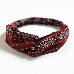 New Boho Wrap Headband